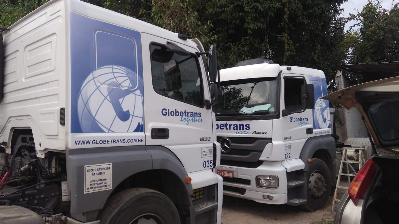 Caminhões | Globe Trans