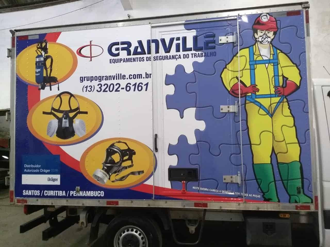 Caminhões | Granville