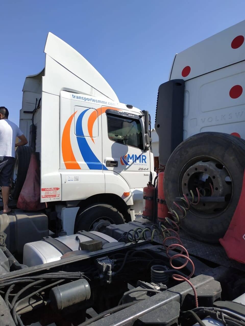 Caminhões   MMR
