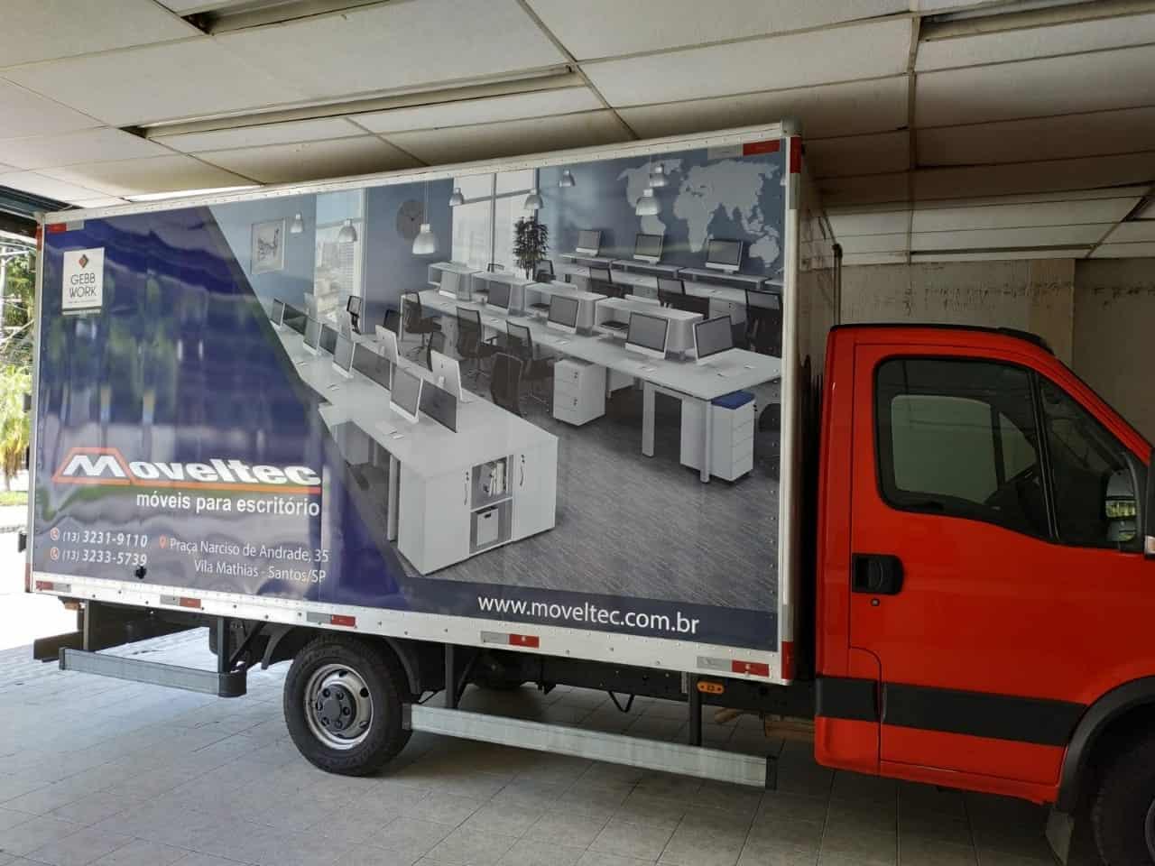 Caminhões | Moveltec