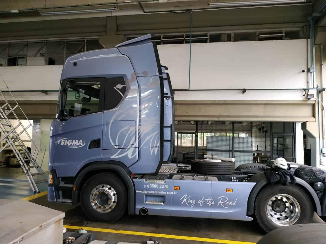 Caminhões | Sigma
