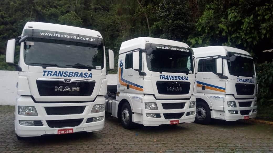 Caminhões | Transbrasa