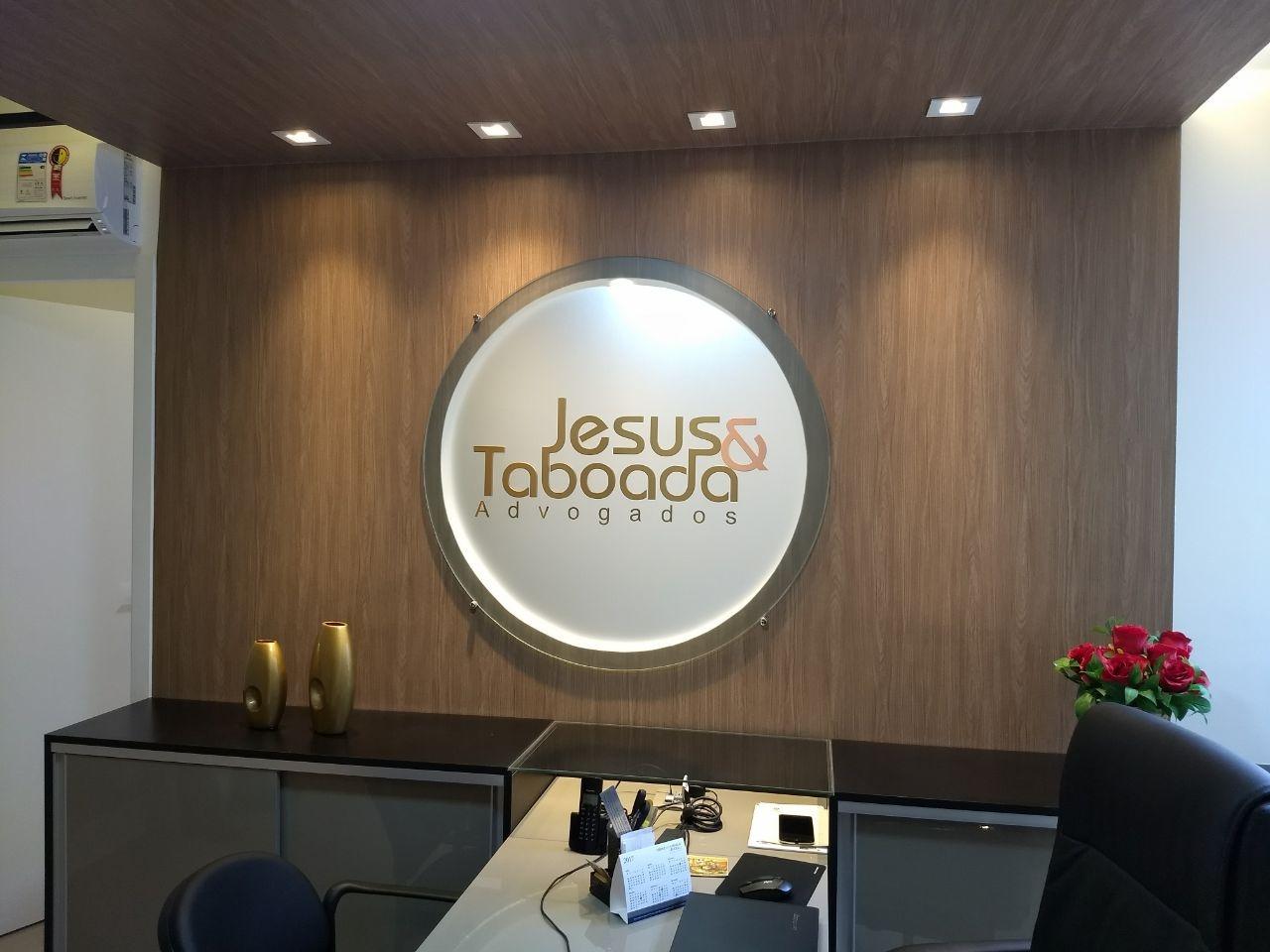 Letra Caixa - Jesus & Taboada | Advocacia