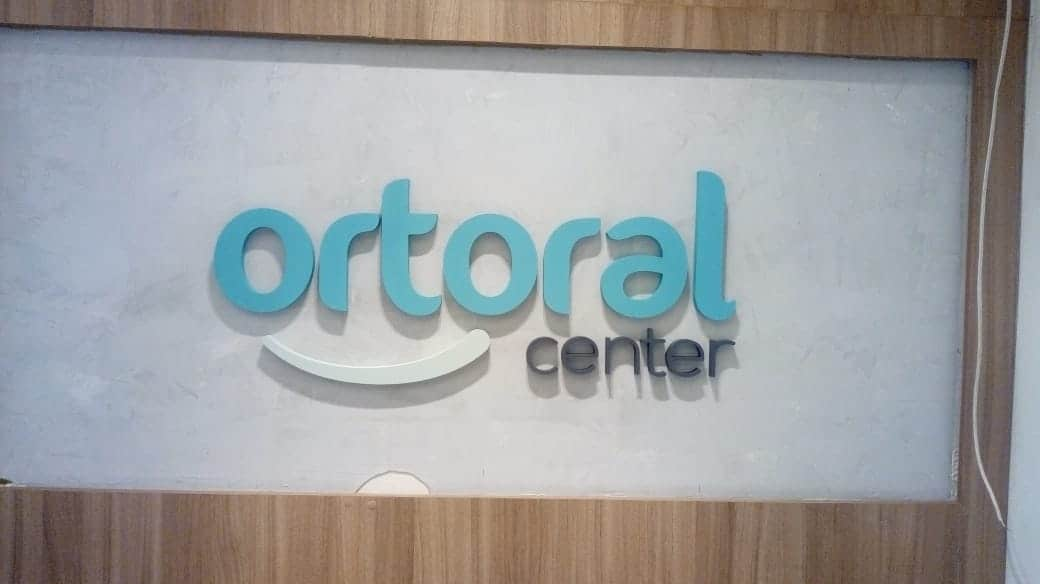Letra Caixa | Ortoral Center