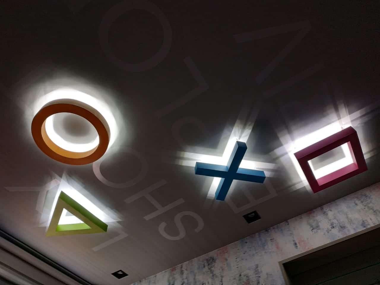 Letra Caixa   Playstation