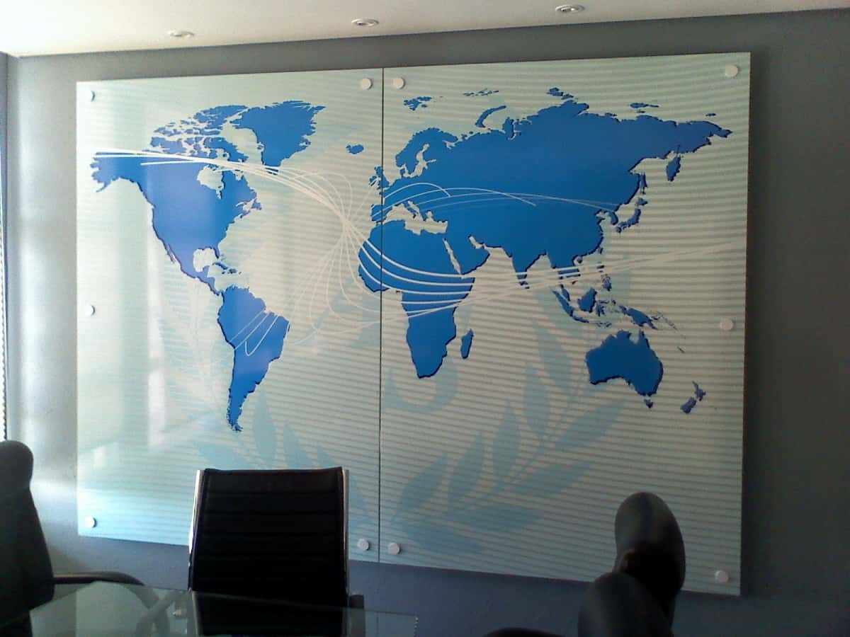 Placas   Mapa Mundi
