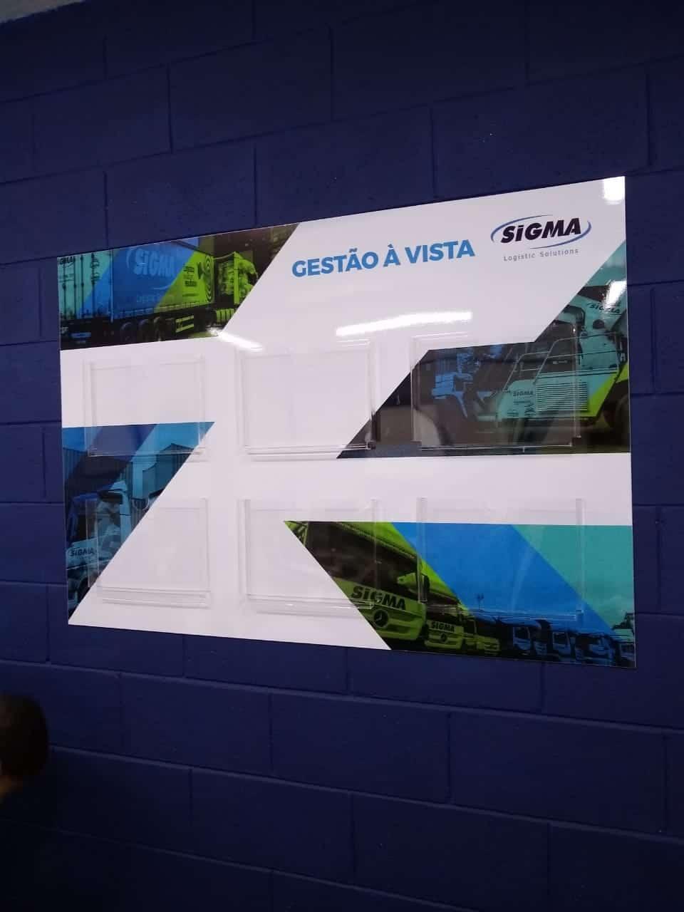 Placas | Sigma