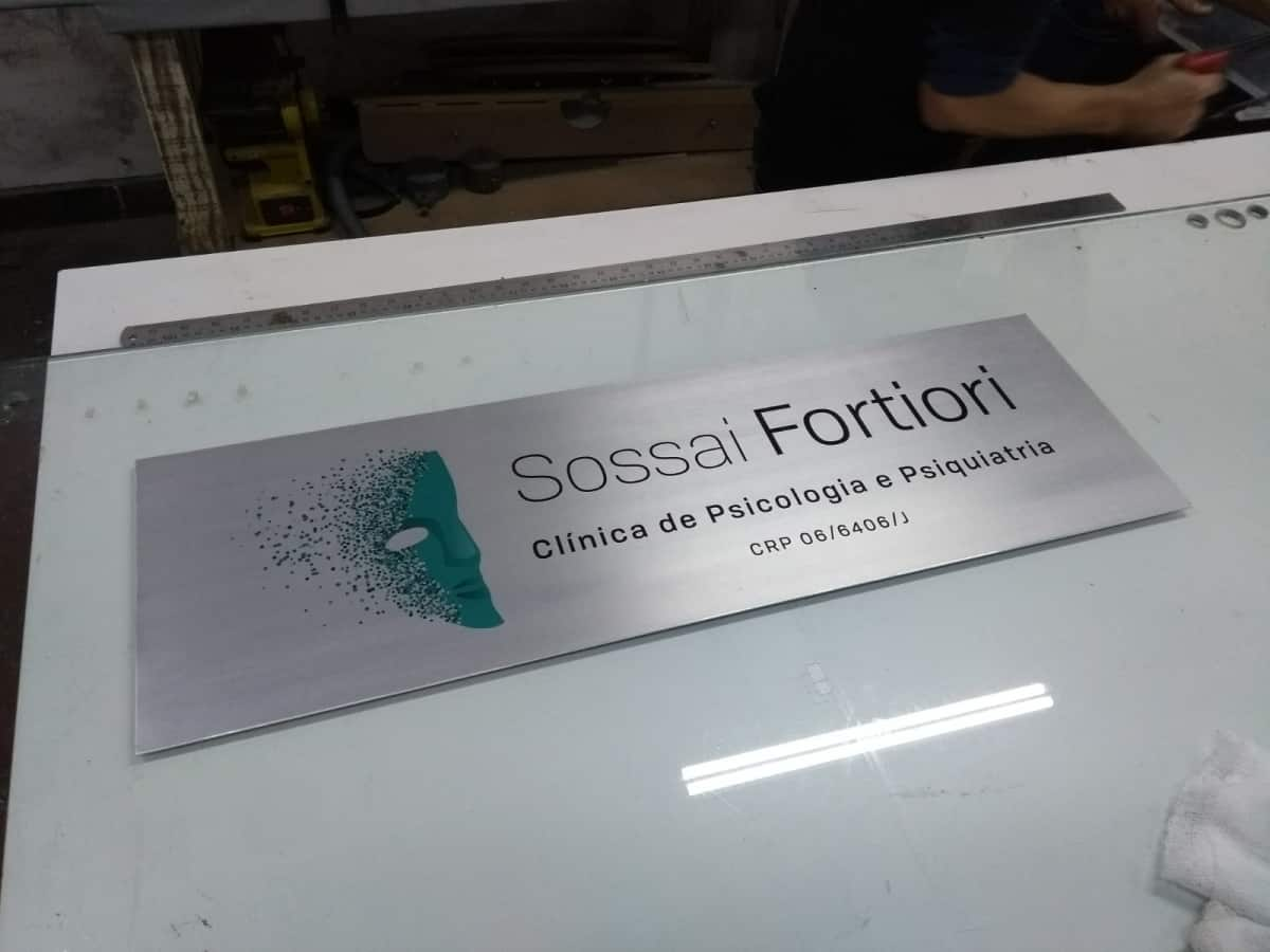 Placas | Sossai Fortiori