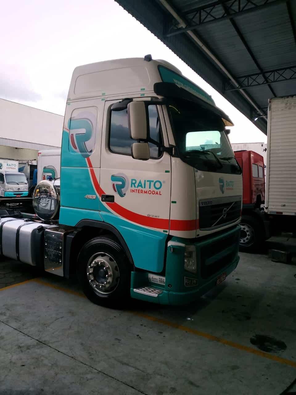 Transportadora - Raito