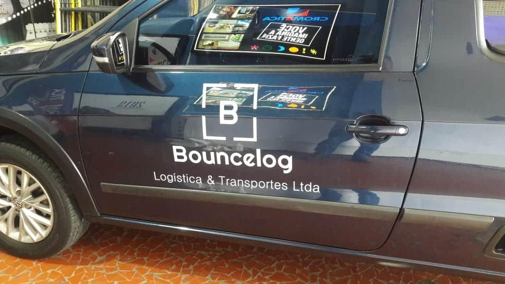 Veículo   Bounce Log