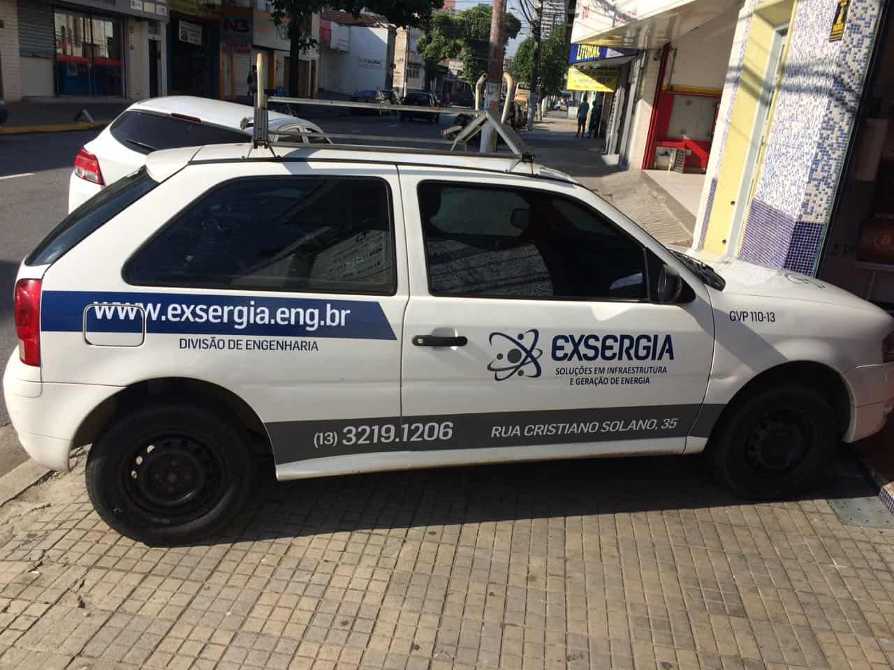Veículo | Exsergia