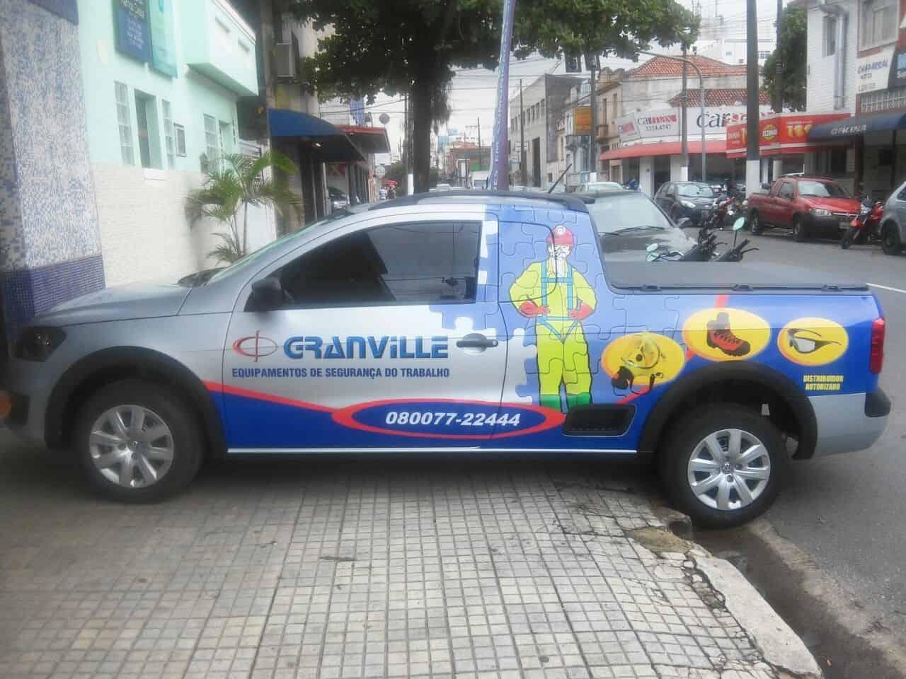 Veículo | Granville