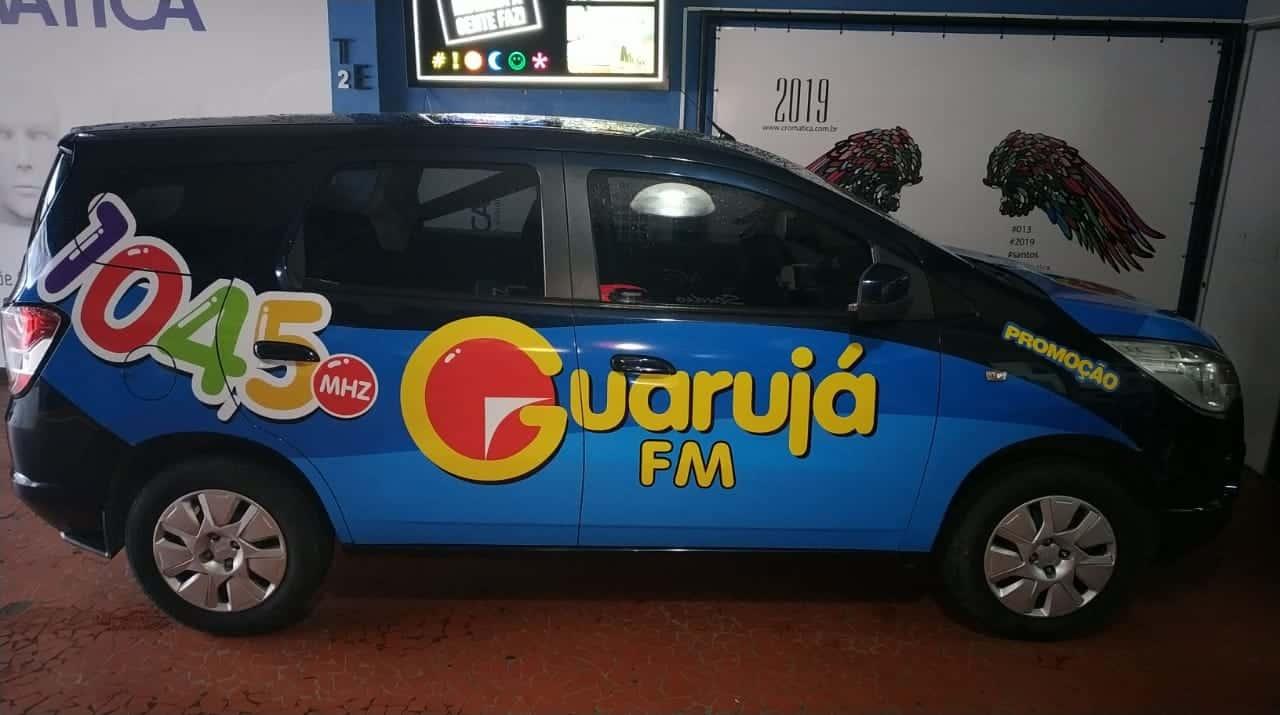 Veículo | Guarujá FM