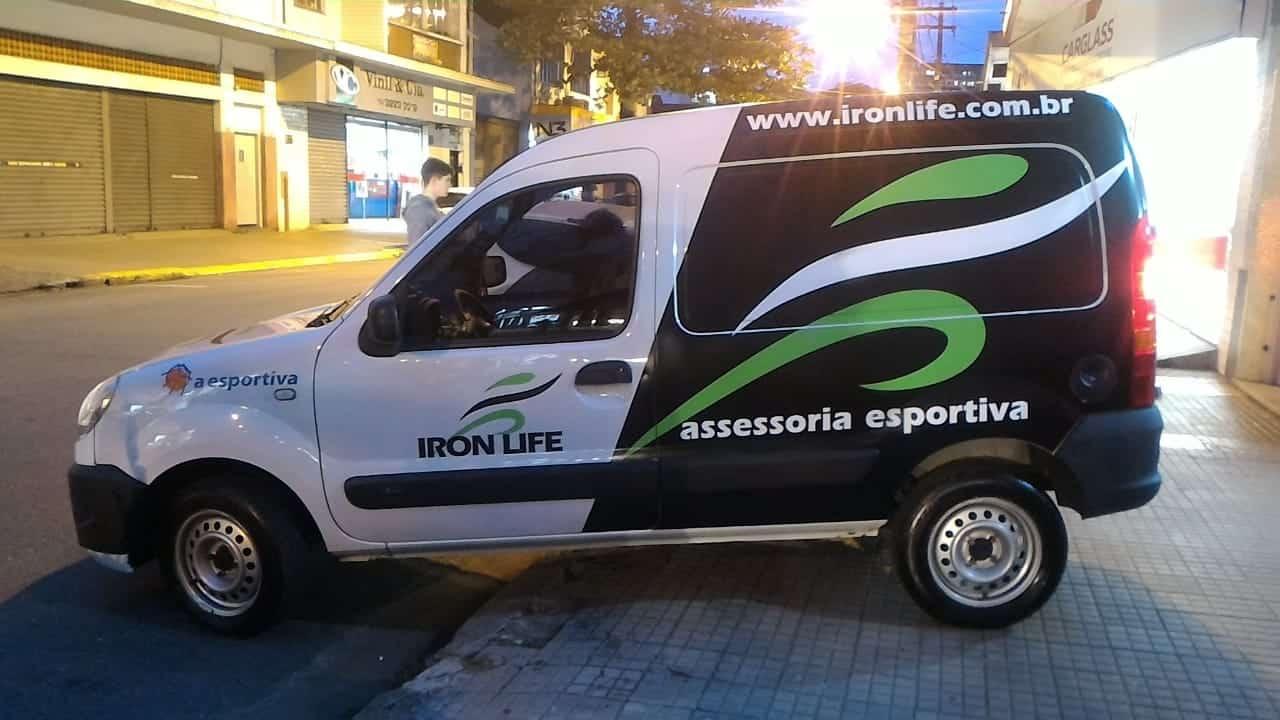 Veículo | Iron Life