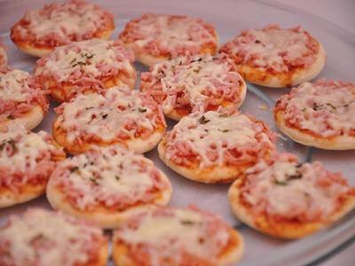 Mini-pizza - Foto 1