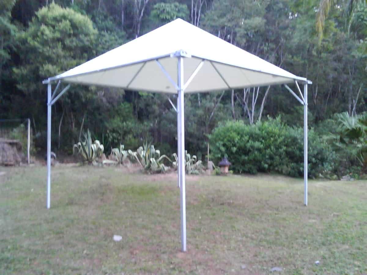 Tenda 4x4 com calhas laterais - Foto 2