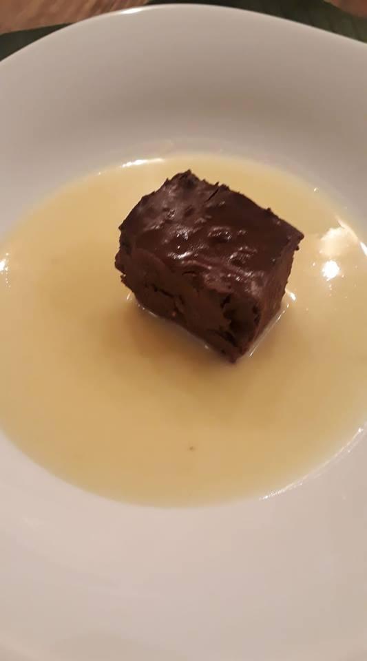 Chocolate com Nibs, Castanha e Amendoim - Foto 1