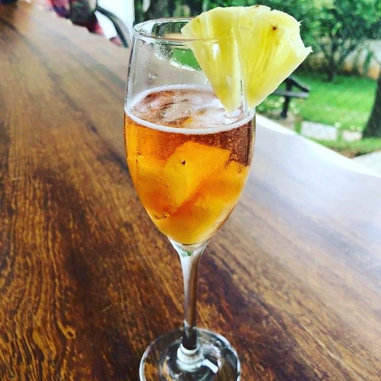 Cocktail de Espumante - Foto 1