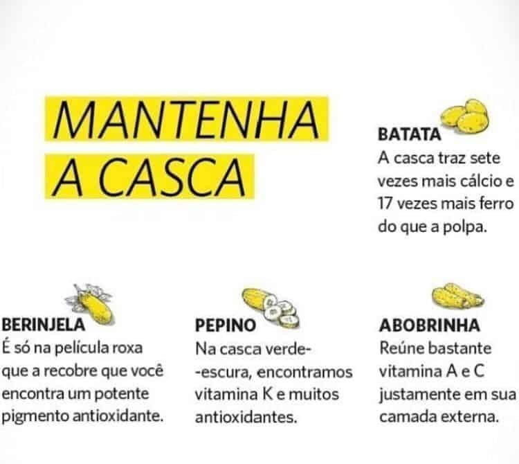 DICA: MANTENHA A CASCA