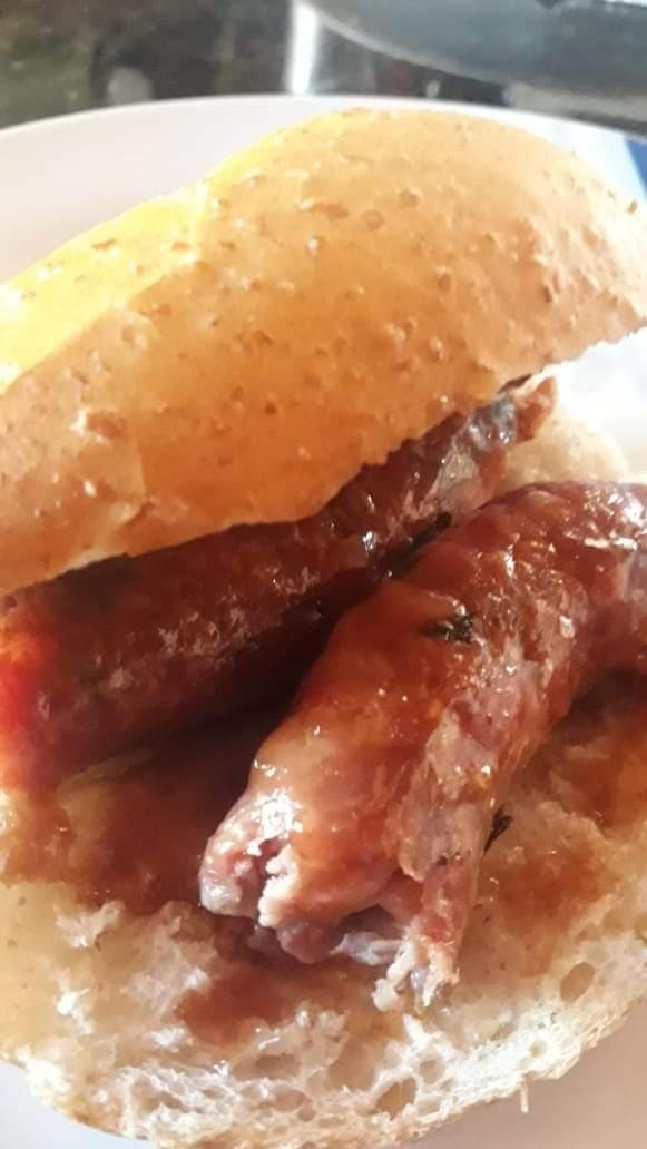 Sanduiche Alemão com Molho Mexicano - Foto 1