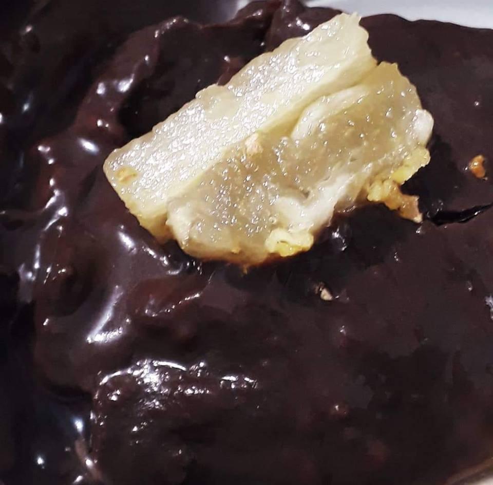 Sorvete de mousse de Chocolate - Foto 1
