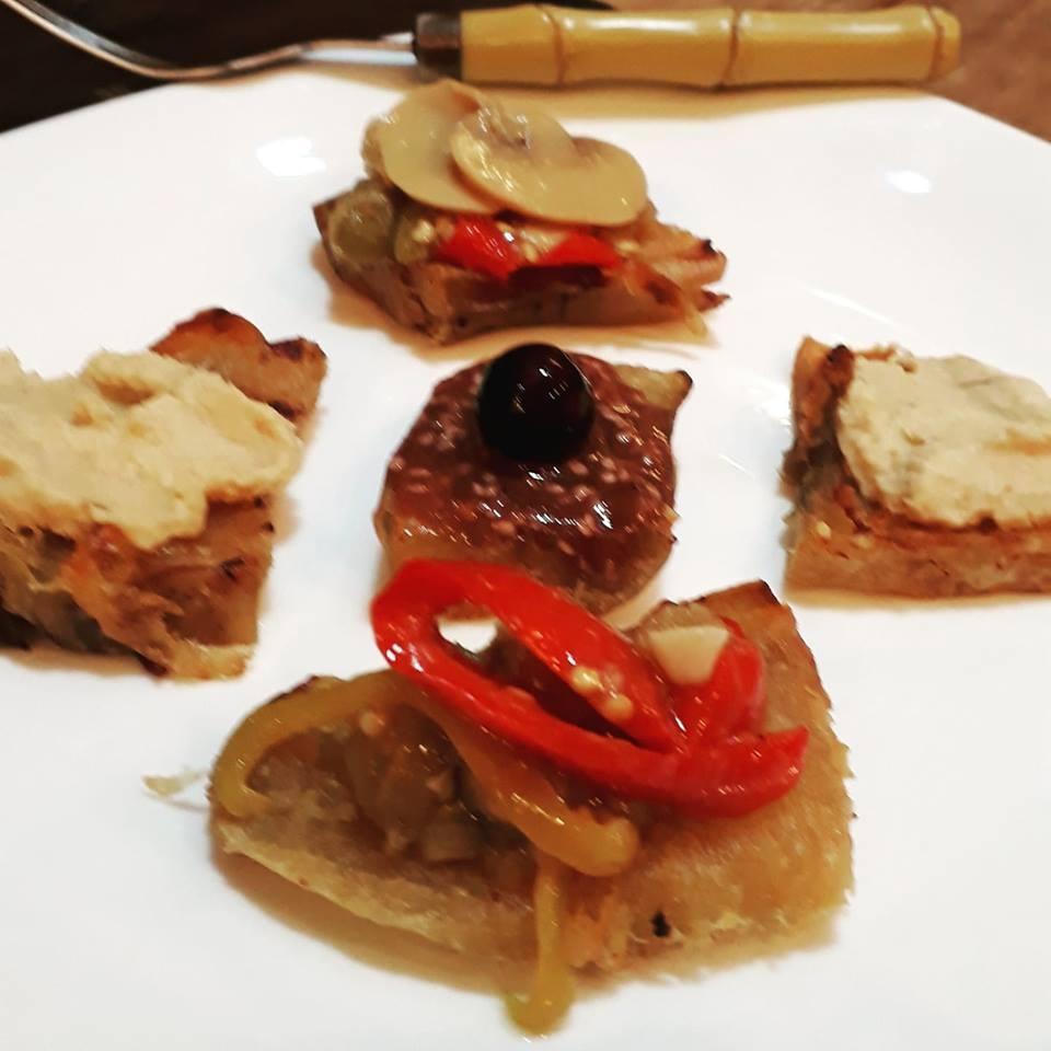 Torradas de batata doce - Foto 1