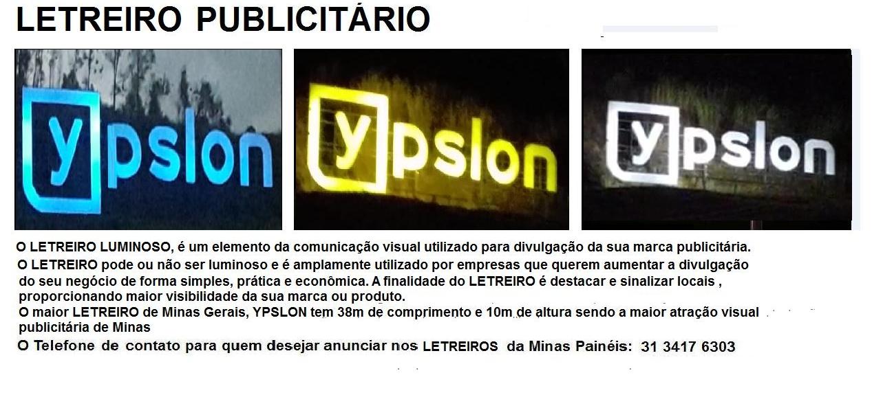 LETREIRO - Foto 1