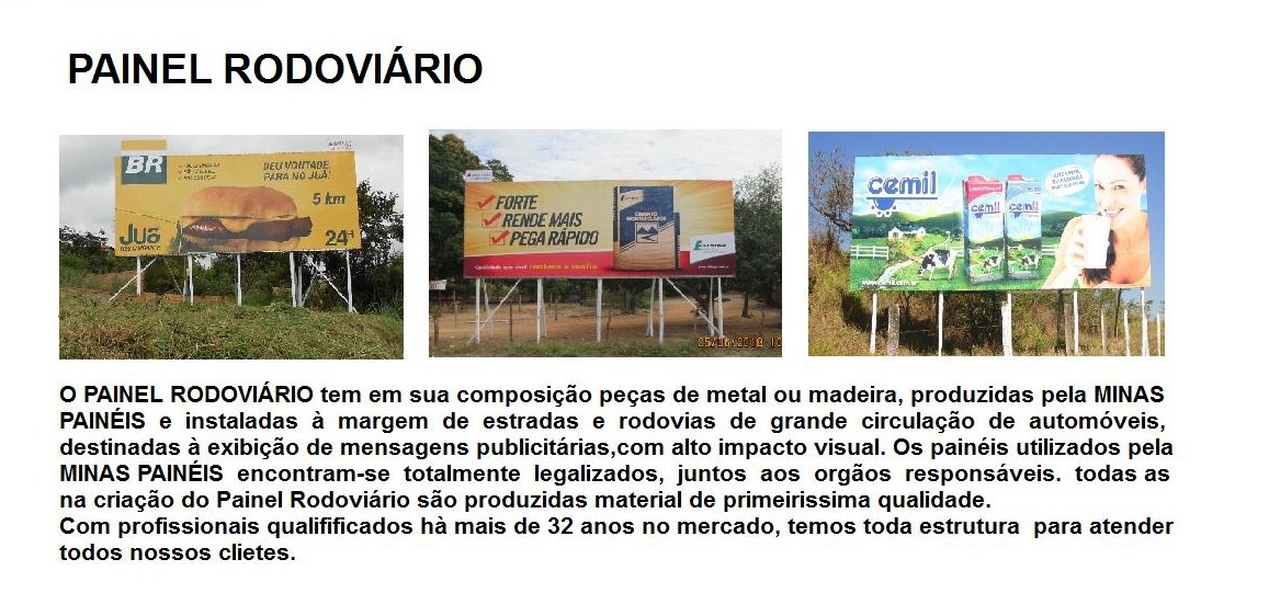PAINEL RODOVIÁRIO - Foto 1
