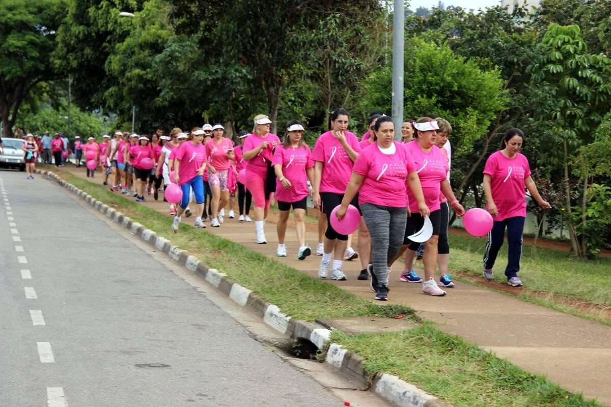 Caminhada Corporativa das mulheres - Foto 1