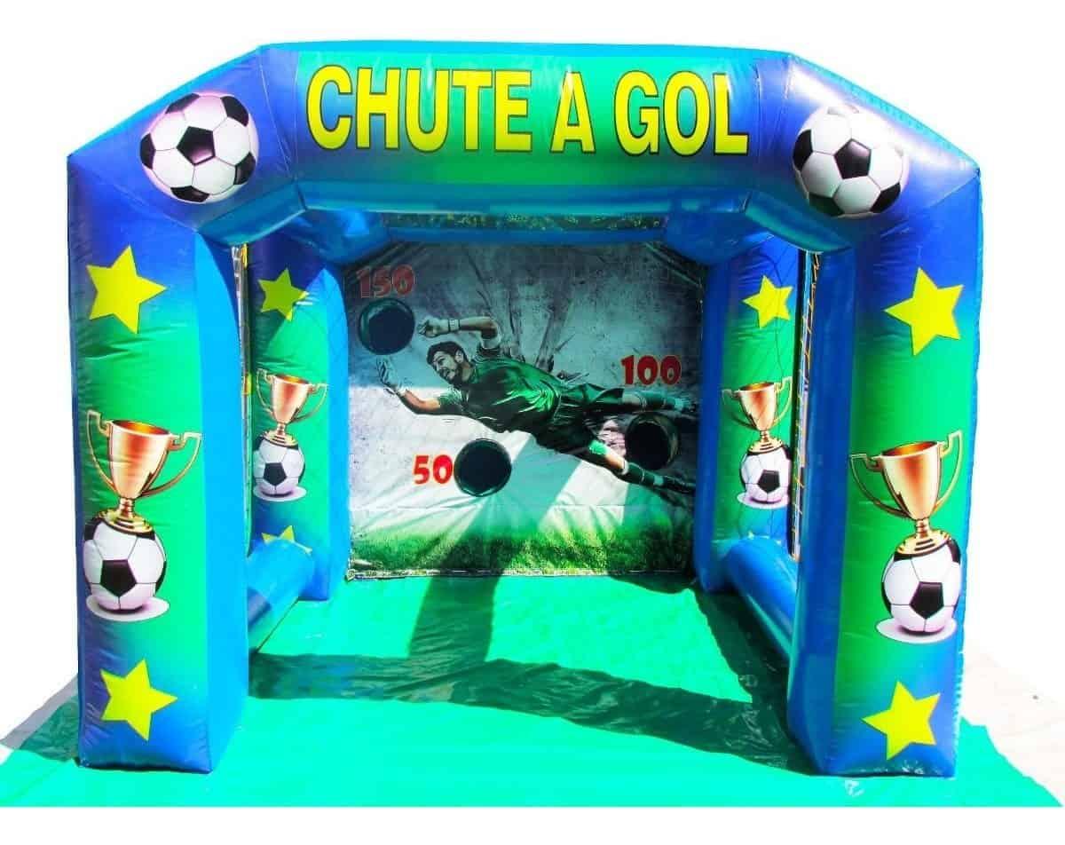 Chute ao Gol - Foto 1