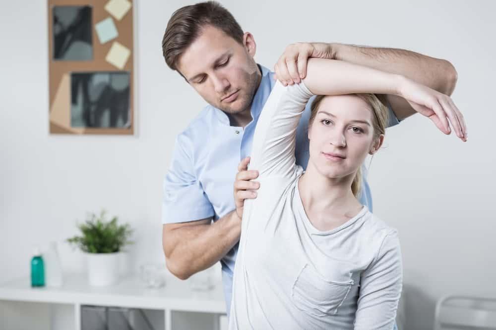 Fisioterapia do trabalho - Foto 1