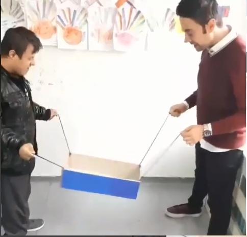Oficina pais e filhos: brincar juntos é bem melhor - Foto 1