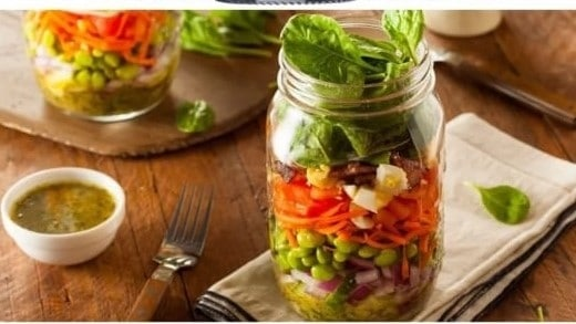 Workshop Salada no Pote - Foto 1