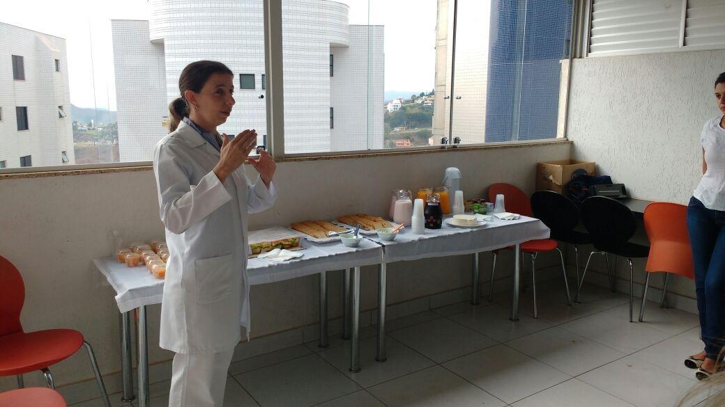 Café da manhã com nutricionista - Foto 1