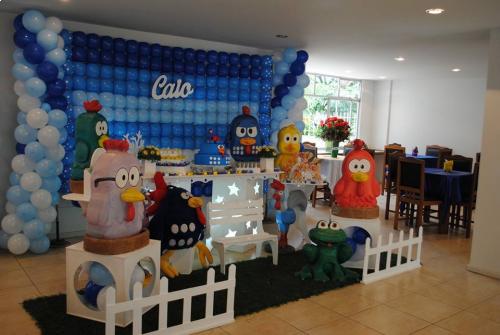 festa infantil (caio) galinha pintadinha 1
