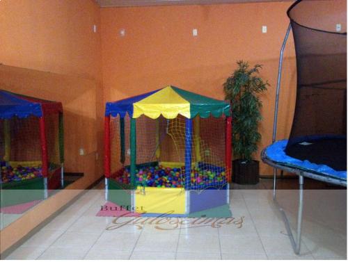 piscina de bolinha