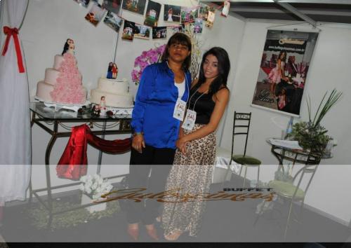 Rose Fernandes e Talita Fernandes