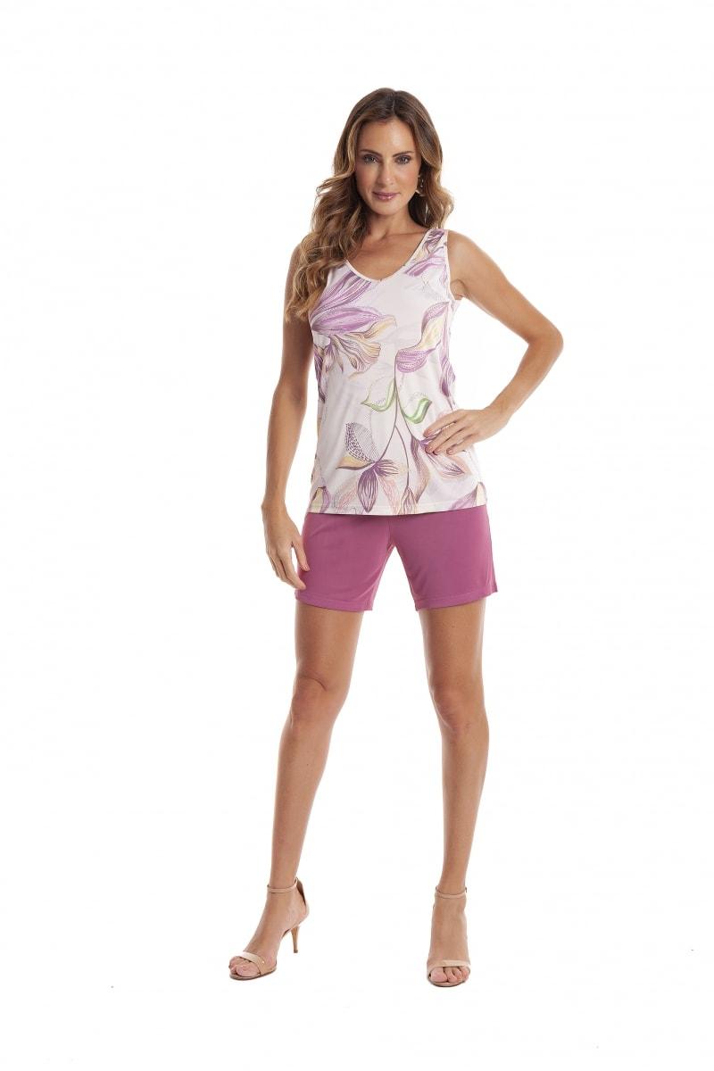 Pijamas em Malha Fria - Foto 2