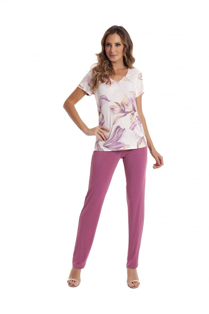 Pijamas em Malha Fria - Foto 4