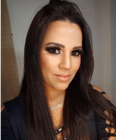 Priscila Lima-Maquiadora