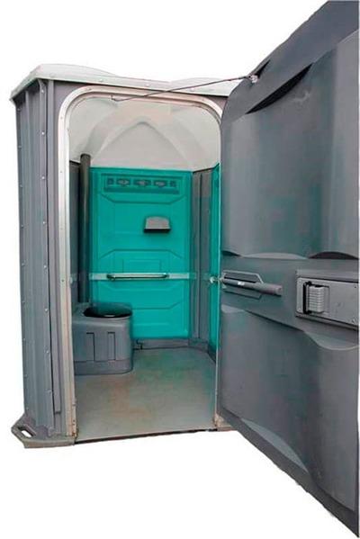 Cabine para portadores de necessidades especiais - Foto 1
