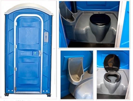 Designer interior dos sanitários