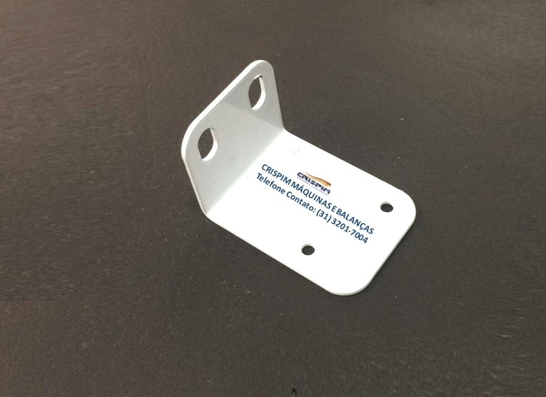 SUPORTE MICRO CHAVE AME-05/15 1,50 x 35 x 78MM - Foto 1