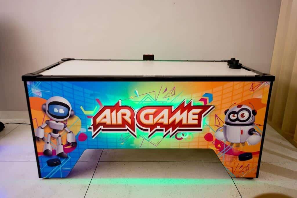 AIR GAME - Foto 1