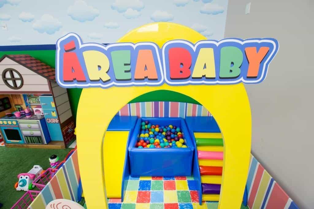 ÁREA BABY - Foto 1