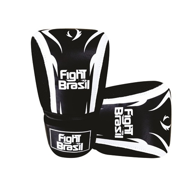 Luva de Bate Saco Fight Brasil - Foto 1