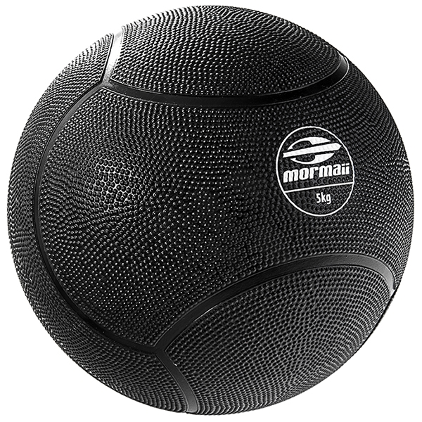 Medicine Ball 5Kg Mormaii - Foto 1
