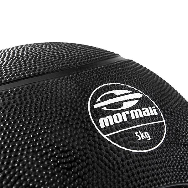 Medicine Ball 5Kg Mormaii - Foto 2