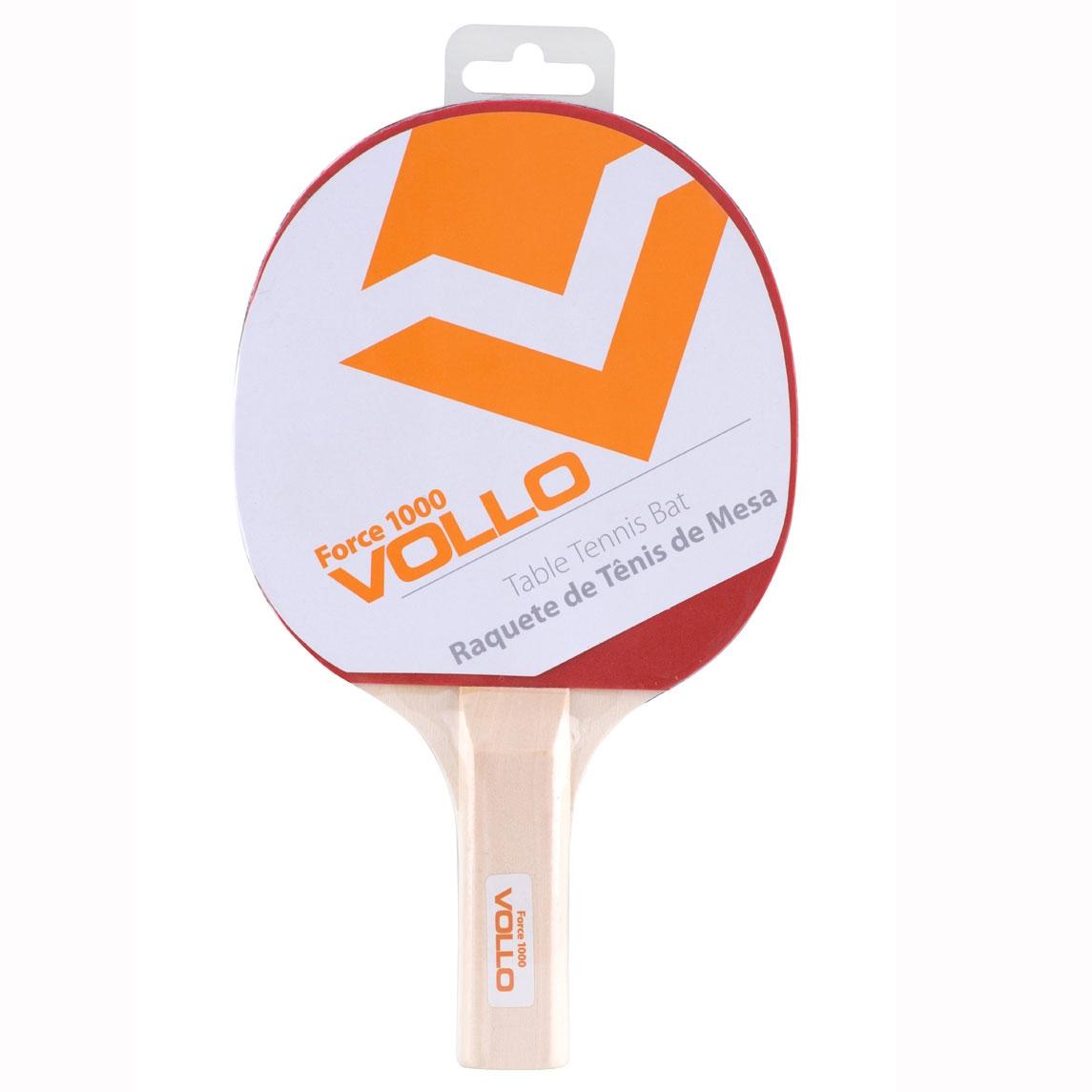 Raquete de Tênis de Mesa Vollo - Foto 2
