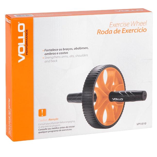 Roda de Exercícios Simples Vollo - Foto 2
